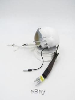 1/6 Scale Toy SR-71 Black Bird Flight Test Full Pressure Pilot Helmet