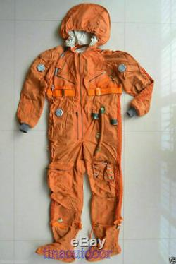 100% Original Authentic Russia Fgihter Pilot Fligh Helmet, Flight suit