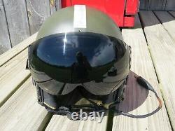 1970's United Kingdom Mk. IIIC Pilot's Flight Helmet