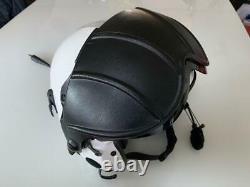 ALPHA 200 Pilot Flying Flight Helmet SAR not RAF helicopter