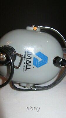 AVIALL Aircraft Pilot Headset Flight Helmet