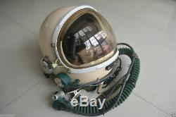 Air Force Fighter Pilot Aviator Space Helmet, Militaria Aviation Flight Helmet