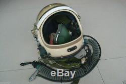 Air Force Fighter Pilot Aviator Space Helmet, Militaria Aviation Flight Suit