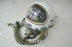 Air Force Fighter Pilot Flight Helmet, Pull Down Black Sunvisor // Only $999 //