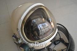 Air Force High Altitude Fighter Pilot Flight Helmet, Pressure Anti G Suit