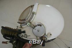 Air Force MiG Fighter Pilot Aviation Flight Helmet
