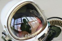 Air Force MiG Fighter Pilot Aviation Flight Helmet ++ pilot fly uniform