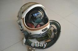 Air Force MiG Jets Fighter Pilot Flight Helmet, Anti Gravity Flight Suit