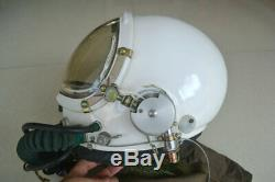 Air force fighter pilot flight helmet // 100% original //