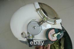 Air force mig fighter aviator pilot flight helmet
