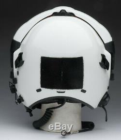 Alpha Eagle (now Gentex) Helicopter Aircrew Pilot Flight Helmet
