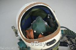 Armed forces aircraft fighter pilot flight helmet
