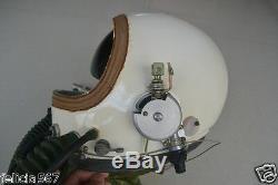 Armed forces aircraft fighter pilot flight helmet