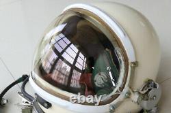 Astronaut Cosmonaut Spaceman Pilot Flight Helmet + Anti Gravity Flying Suit DC-3