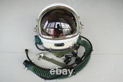 Astronaut cosmonaut spaceman pilot flight helmet ++ anti gravity flying suit