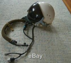 Authentic Russian Mig Flight Pilot Helmet