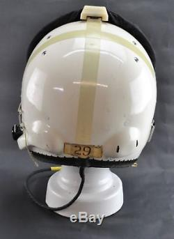 Avro Vulcan XA903 RAF Aircraft Pilot Flight Flying Helmet + Oxygen Mask Mk3A