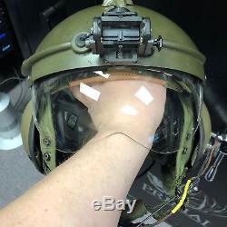 BROKEN ARROW 1996 Attack Helicopter Pilot's Flight Helmet SCREEN USED