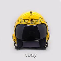 Blue Angels Flight Helmet Movie Prop Of Usn United States Navy Pilot Aviator