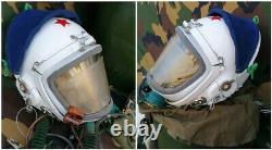 CASCO PILOTA AERONAUTICA CINESE TK 1 Set CHINA Pilot Flight Helmets AIR FORS