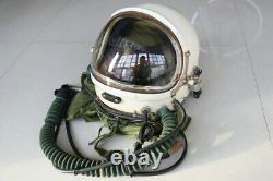 China Air Force Mig Fighter Pilot Flight Helmet