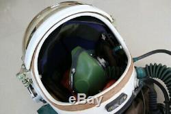 China air force MIG Fighter Pilot Aviation Flight Helmet
