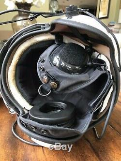 Civilian Sph 5 Sph5 Gentex Flight Helmet, Nvg Helicopter Pilot Commercial XL #2