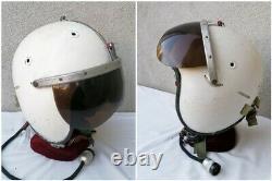 ELMETTO CASCO PILOTA POLACCO AERONAUTICA THL 4 POLISH Pilot Flight Helmet