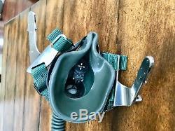 Excellent Pilot Mbu-5p Flight Oxygen Mask For Helmet Size Regular Wide