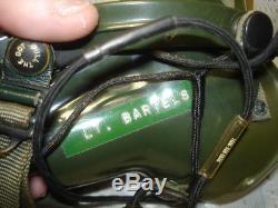 Excellent Vietnam Mbu5/p Mbu 5 Named Oxygen Mask For Pilot Flight Helmet