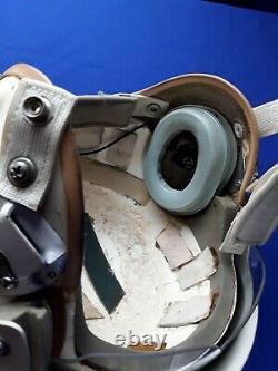 F4 phantom fighter pilot flight helmet HGU-26 size medium