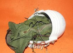 Fighter Aviator Pilot Aircraft Driver Flying Helmet Flight Hat