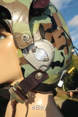 Fliegerhelm HGU-26/P USAF Pilotenhelm No Gentex Flight Helmet Casque Pilote USA