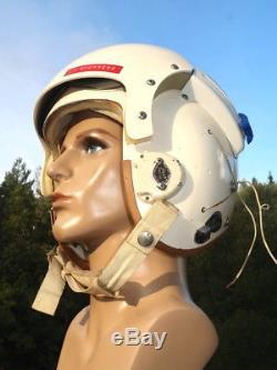 Fliegerhelm HGU-2A/P USAF Pilotenhelm No Gentex Flight Helmet Casque Pilote USA