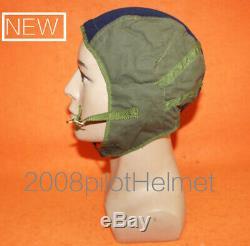 Flight Helmet 1# Airtight Astronaut Fighter Pilot Helmet +hat 0100
