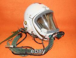 Flight Helmet 2# High Altitude Astronaut Space Pilots Pressured + Flight Hat