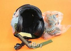 Flight Helmet AIR FORCE MIG-29 Pilot Helmet 1# OXYGEN MASK YM-6505
