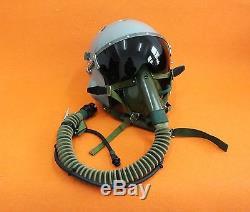 Flight Helmet AIR FORCE MIG-31 Pilot Helmet 1# OXYGEN MASK YM-6505