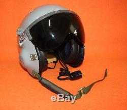 Flight Helmet AIR FORCE Pilot Helmet BEST HELMET OXYGEN MASK YM-6505 011CC