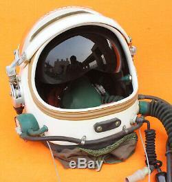 Flight Helmet Air Force Astronaut High Attitude Pilot Helmet 58# 20200216