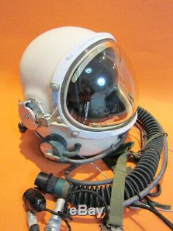 Flight Helmet Air Force Astronaut High Attitude Pilot Helmet 58# 202016