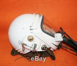 Flight Helmet Air Force Astronaut High Attitude Pilot Helmet Size1# Hat 0720