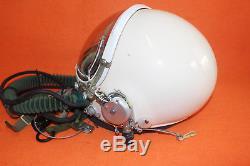 Flight Helmet Air Force High Altitude Fighter Pilot Helmet 58# XXL