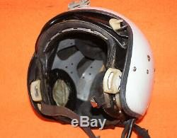 Flight Helmet Air Force Pilot Helmet Km-35 Oxygen Mask Largest 011