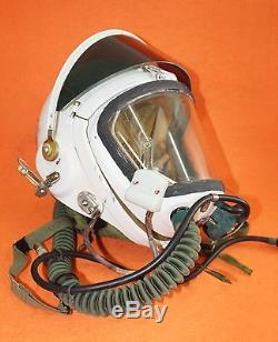 Flight Helmet Air Force Pilot Helmet OXYGEN MASK 2# 58# ONLY98.9
