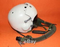 Flight Helmet Air Force Pilot Helmet Oxygen Mask Ym-6505 010111