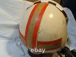 Flight Helmet Air Force Pilot Helmet +Oxygen Mask and hose connector