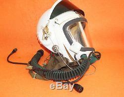 Flight Helmet Aviator Pilot Helmet 1# XXL Oxygen Mask Only$ 399 1221