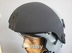 Flight Helmet Casque Pilote Pilot Helmet Alpha 700