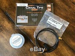 Flight Helmet Cep Wire 24 Extension Kit Canal Tips Gentex Hgu55 Pilot Hgu